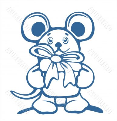 mousy and gift contour