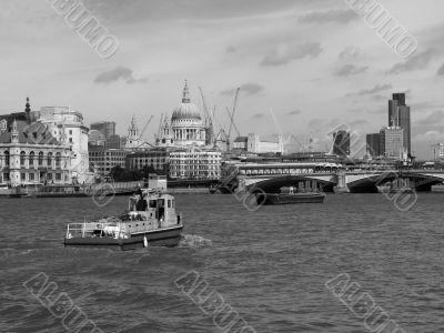River Thames at London
