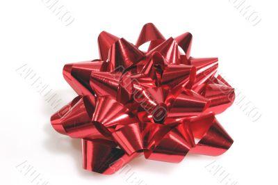 Red gift loop