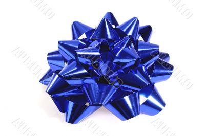Blue gift loop