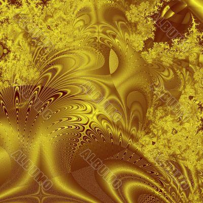 an abstract wallpaper