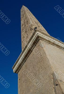 Obelisk in Piazzo del Popolo, Rome