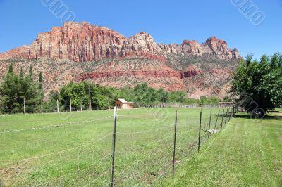 Farm in Utah