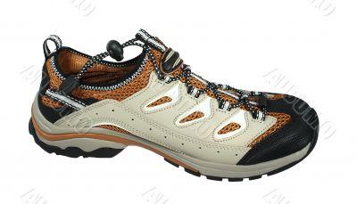 Sports footwear.