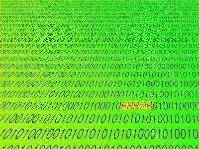 Error in dataflow
