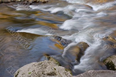 Little River Cascade