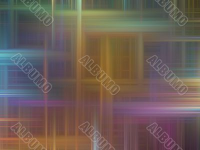 Digital Abstract Background - Woven threads