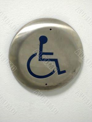 Handicap Access Button
