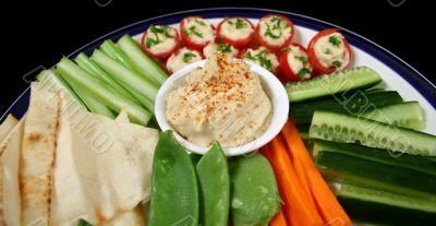 Healthy Entertaining Platter 5