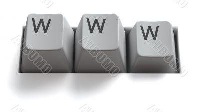 Internet keys - www