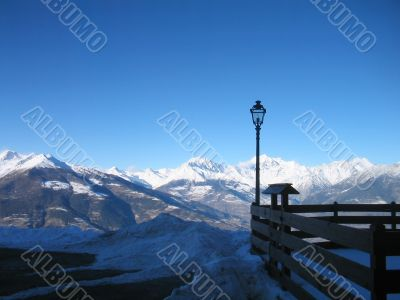 The Alps Panorama