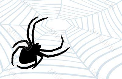Spider the hunter.