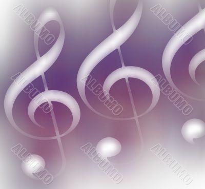 Musical motive.