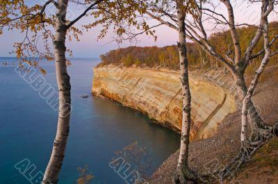 Twilight Lake Superior