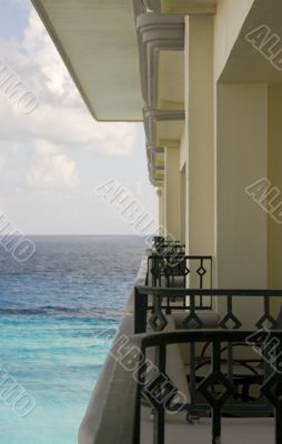 Balconies Out to Sea
