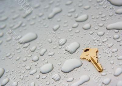 Key to new beginnings