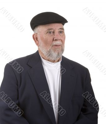 Dapper Older Man
