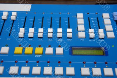 Stage Lighting console
