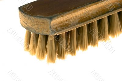 Fragment of clothes-brush