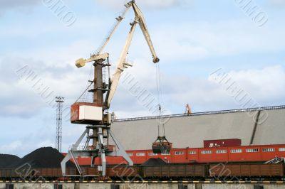 Container cranes 03