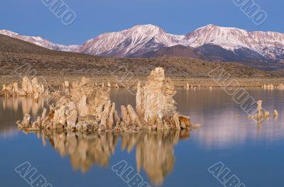 Dawn Mono Lake