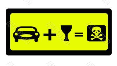 caution alcohol