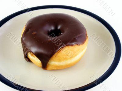 Chocolate Donut 3