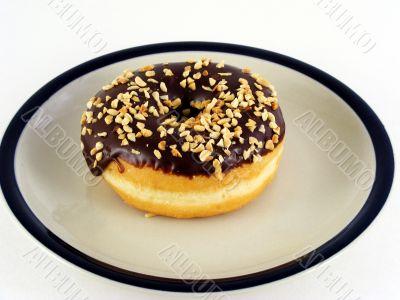 Chocolate Donut 12