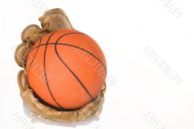Basketball Glove