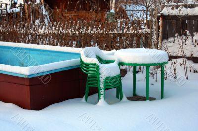 Winter, cold, snow