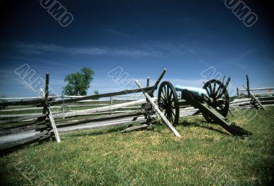 Napoleon artillery battery