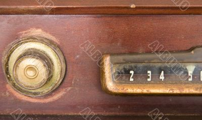 Old Television Dial