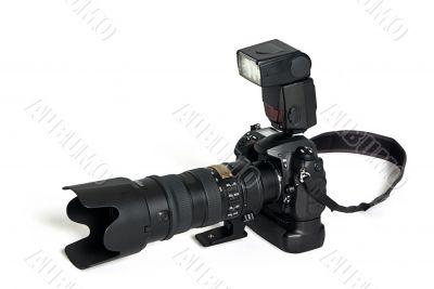 Professional DSLR Camera Kit