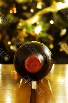 Red Wine for Christmas