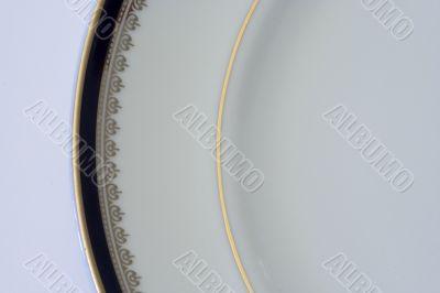 Luxury plate