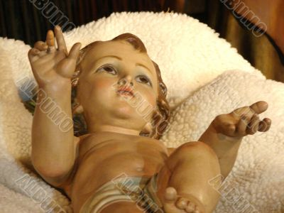 Baby Jesus Christ