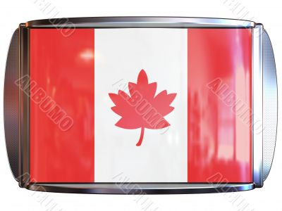 Flag to Canada