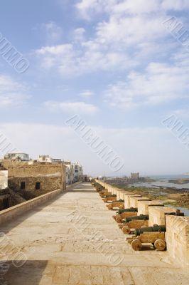 Fortress in Essaouira
