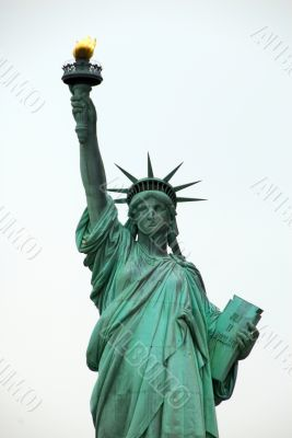 Statue of Liberty at New York USA