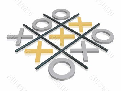 3D noughts and crosses