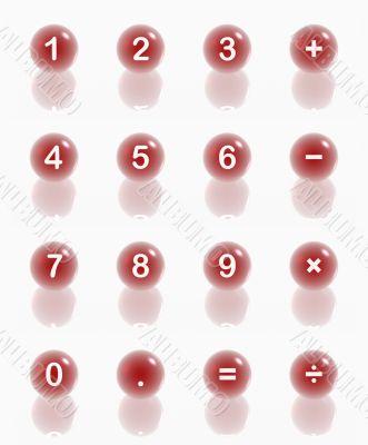 digit icons
