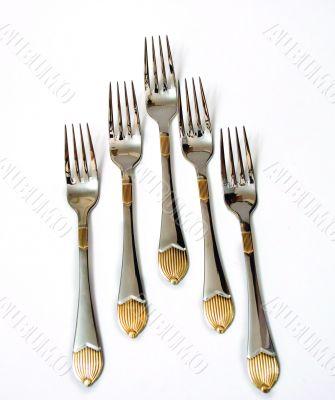 five fork