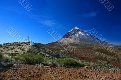 Observatory Teide