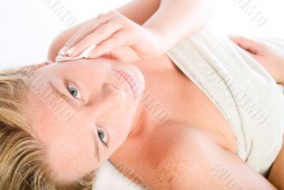 Wellness girl series grooming