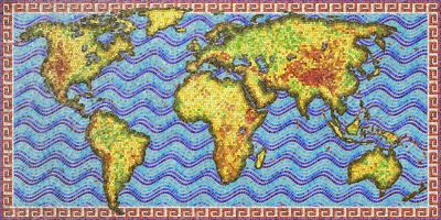 The World - Mosaic