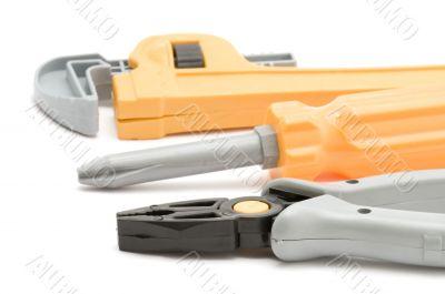 tool set close up
