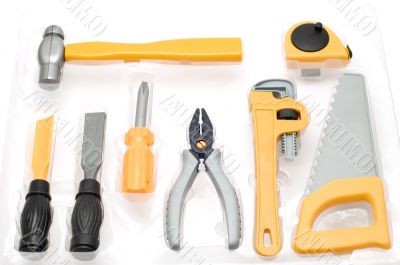 tool set for child