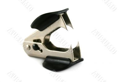 Used Staple Remover