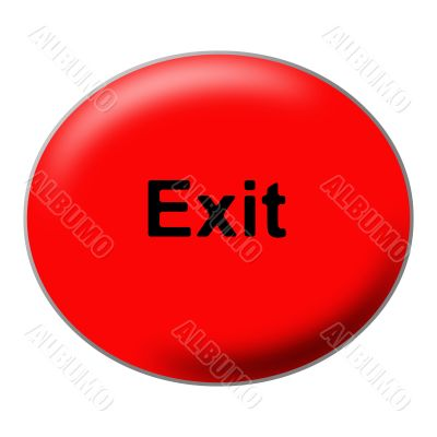 Oval Exit Button
