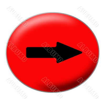 Oval Next/Forward button